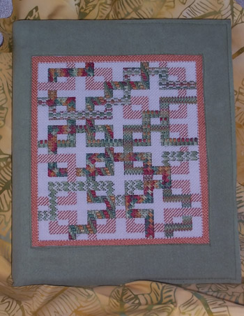 patchwork book cover