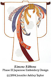 Phase III Japanese Embroidery